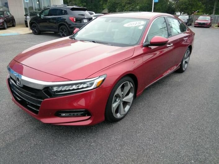 2018 Honda Accord Touring 2.0T Demopolis AL