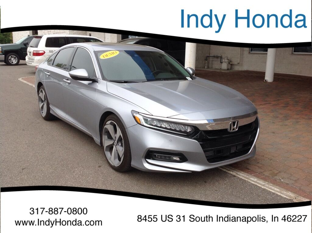 2018 Honda Accord Touring 2.0T Indianapolis IN