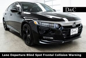2018_Honda_Accord_Touring 2.0T Lane Departure Blind Spot Frontal Collision Wa_ Portland OR