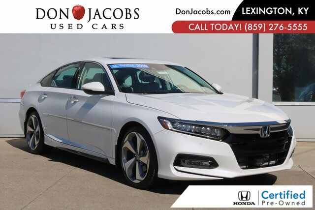 2018 Honda Accord Touring 2.0T Lexington KY