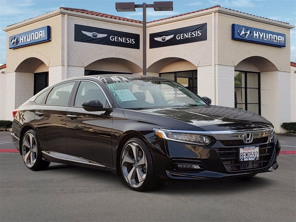 2018 Honda Accord Touring Carlsbad CA
