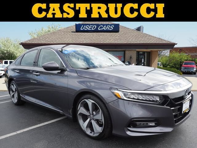2018 Honda Accord Touring Dayton OH