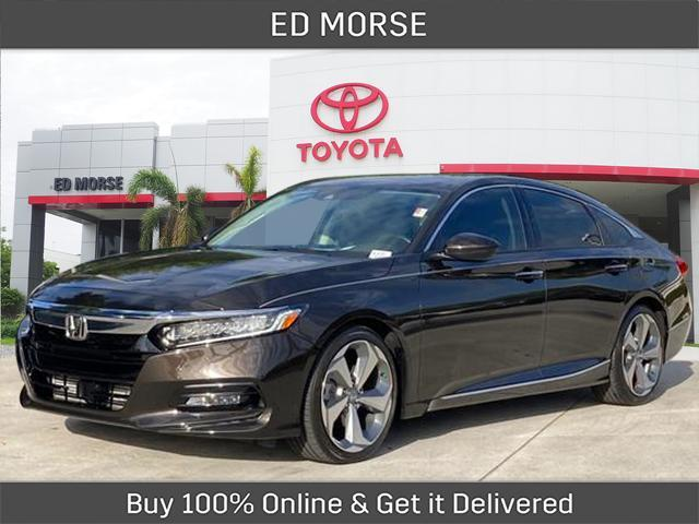 2018 Honda Accord Touring Delray Beach FL
