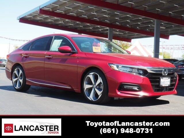 2018 Honda Accord Touring Lancaster CA