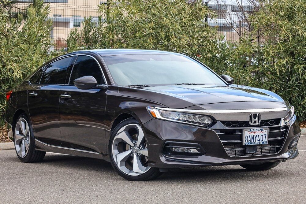 2018 Honda Accord Touring Livermore CA