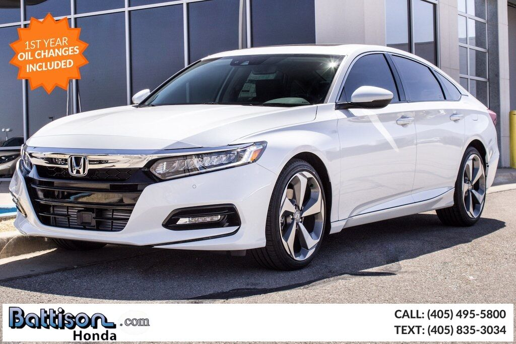 2018_Honda_Accord_Touring_ Oklahoma City OK