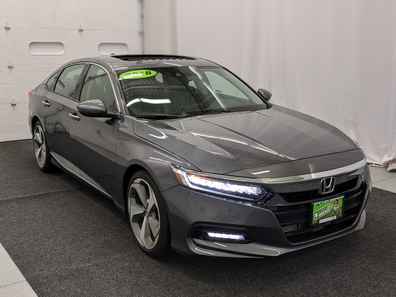 2018 Honda Accord Touring Utica NY