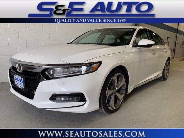 2018 Honda Accord Touring Weymouth MA