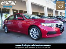 2018_Honda_Accord sedan_LX 1.5T_ Henderson NV