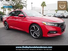 2018_Honda_Accord sedan_SPORT 1.5T_ Henderson NV