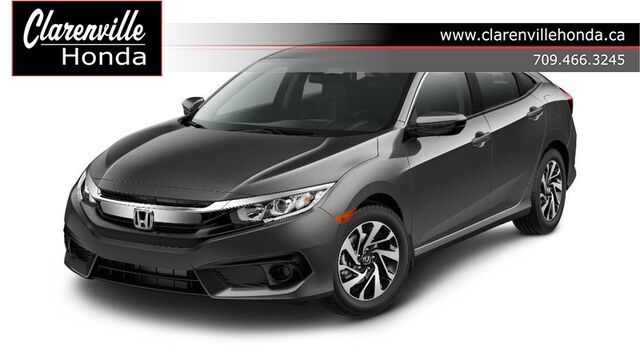 2018 Honda CIVIC SEDAN EX Clarenville NL