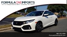 2018_Honda_CIVIC SI COUPE_4-CYL TURBO / MANUAL / SUNROOF / CAMERA_ Charlotte NC