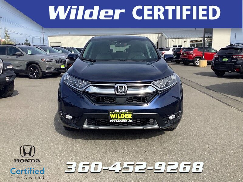 2018 Honda CR-V 4d SUV AWD EX-L Port Angeles WA