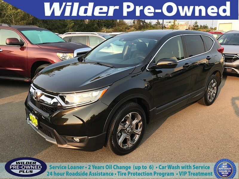 2018 Honda CR-V 4d SUV AWD EX Port Angeles WA