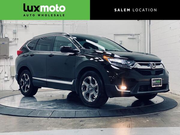 2018_Honda_CR-V_AWD Touring_ Portland OR
