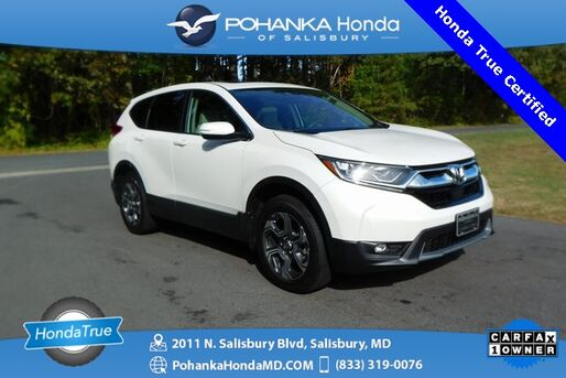 2018_Honda_CR-V_EX ** AWD ** Honda True Certified 7 Year / 100,000  *_ Salisbury MD