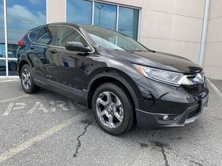 2018_Honda_CR-V_EX ** AWD W / Sunroof ** Pohanka Certified 10 Year /_ Salisbury MD