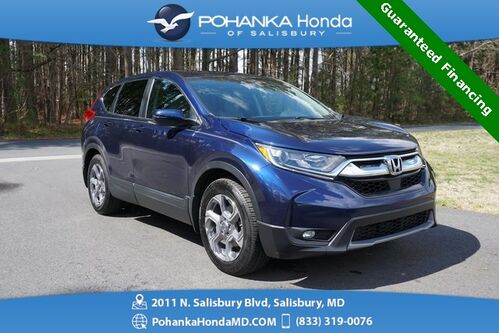 2018_Honda_CR-V_EX ** Guaranteed Financing **_ Salisbury MD