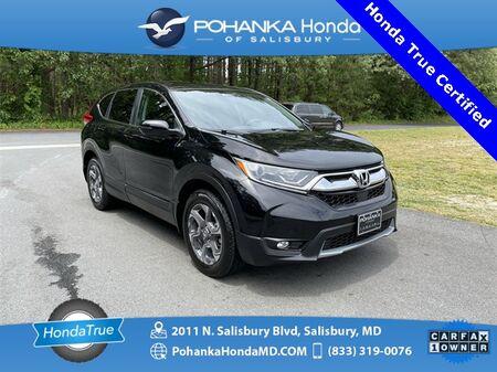 2018_Honda_CR-V_EX ** Honda Certified 7 Year / 100,000 **_ Salisbury MD