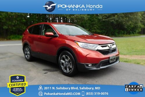 2018_Honda_CR-V_EX ** Honda True Certified 7 Year / 100,000  **_ Salisbury MD