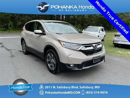 2018_Honda_CR-V_EX ** Honda True Certified 7 Year / 100,000  **_ Salisbury MD