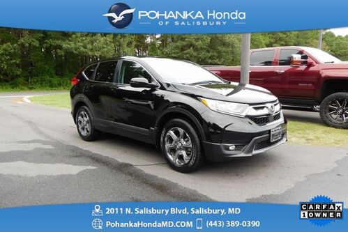 2018_Honda_CR-V_EX AWD ** Honda True Certified 7 Year/100,000 **_ Salisbury MD