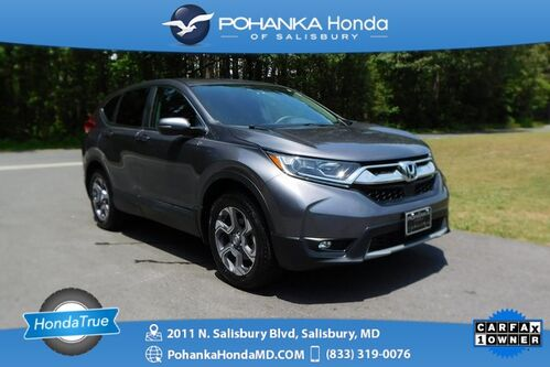2018_Honda_CR-V_EX AWD ** Honda True Certified 7 Year / 100,000  **_ Salisbury MD