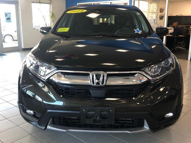 2018 Honda CR-V EX AWD Dartmouth MA