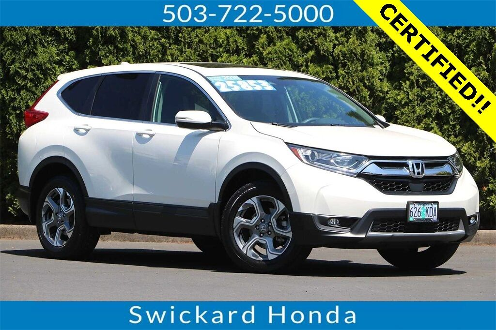 2018 Honda CR-V EX Gladstone OR