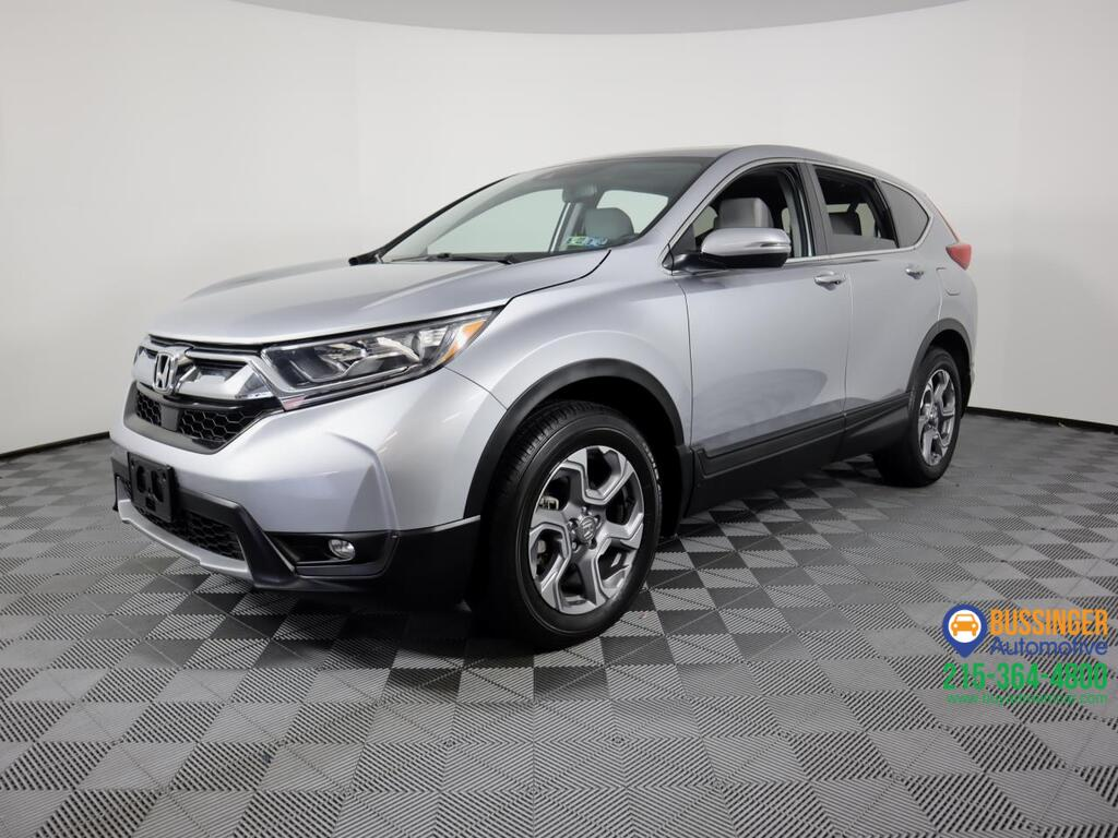 2018 Honda CR-V EX-L - All Wheel Drive Feasterville PA