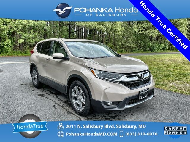 2018 Honda CR-V EX-L ** Honda True Certified 7 Year / 100,000  ** Salisbury MD