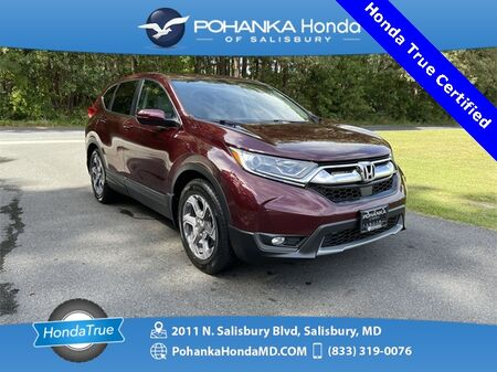2018_Honda_CR-V_EX-L ** Honda True Certified 7 Year / 100,000  **_ Salisbury MD