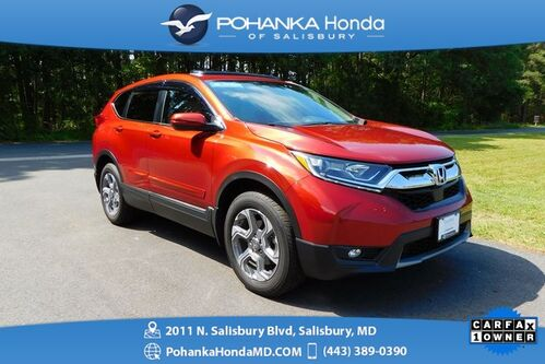 2018_Honda_CR-V_EX-L ** ONE OWNER ** HONDA CERTIFIED 7 Year / 100,000  **_ Salisbury MD