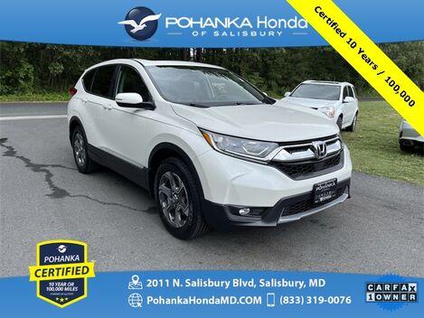 2018_Honda_CR-V_EX-L ** Pohanka Certified 10 year / 100,000 **_ Salisbury MD
