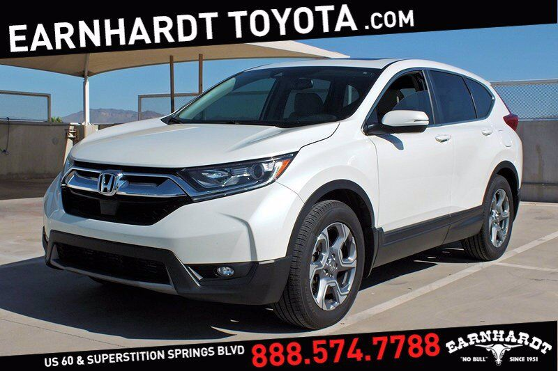 2018 Honda CR-V EX-L *1-OWNER*