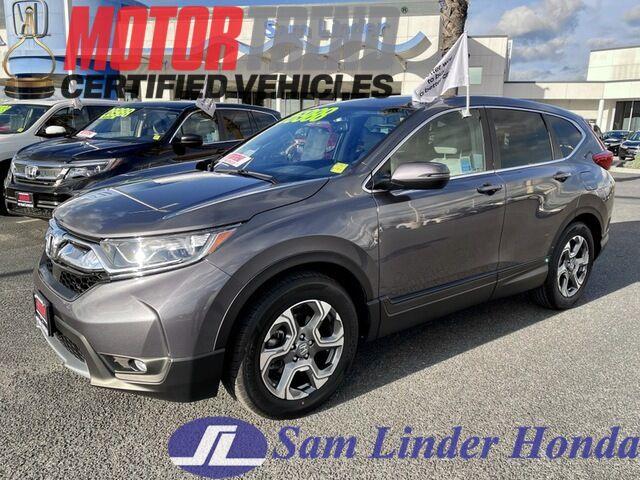 2018 Honda CR-V EX-L 2WD Salinas CA