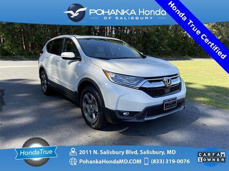 2018_Honda_CR-V_EX-L AWD ** Honda True Certified 7 Year / 100,000 **_ Salisbury MD