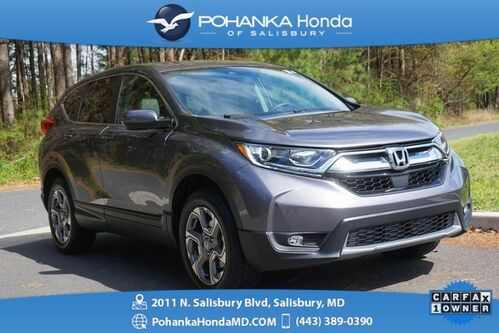 2018_Honda_CR-V_EX-L AWD **Honda Certified 2.49% APR Financing Availabl_ Salisbury MD
