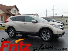 2018_Honda_CR-V_EX-L_ Fishers IN