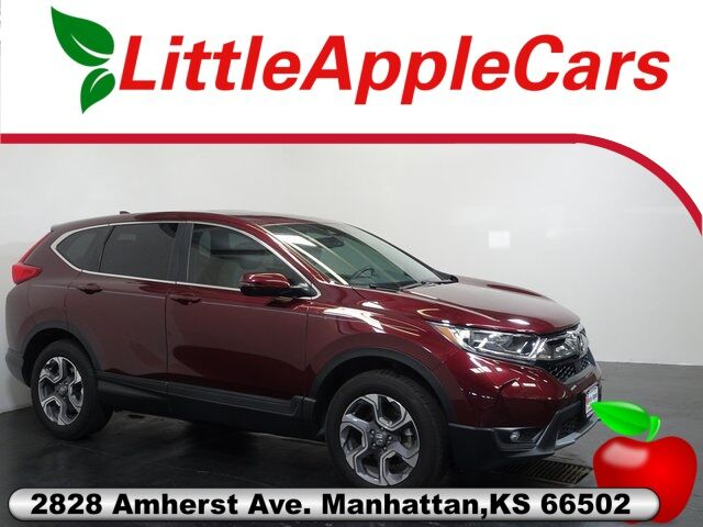 2018 Honda CR-V EX-L Manhattan KS