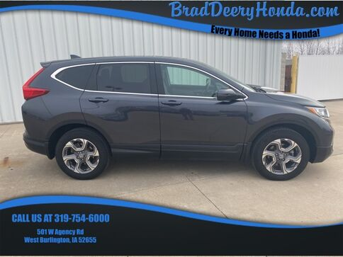 2018_Honda_CR-V_EX-L_ West Burlington IA