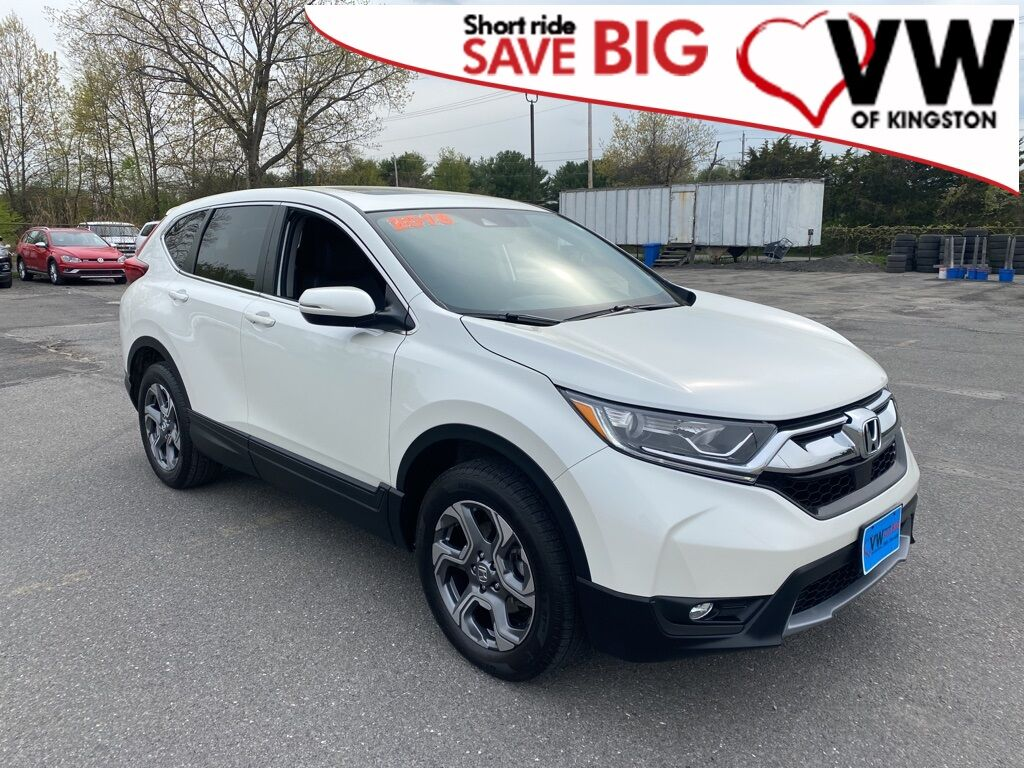 2018 Honda CR-V EX-L w/Navigation Kingston NY