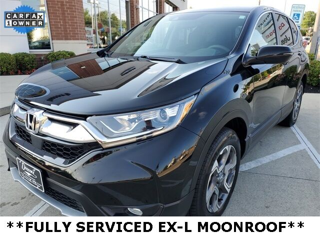 2018 Honda CR-V EX Mayfield Village OH