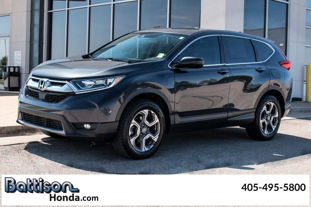 2018_Honda_CR-V_EX_ Oklahoma City OK