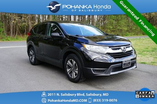 2018_Honda_CR-V_LX ** Garunteed Financing **_ Salisbury MD