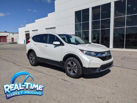2018 Honda CR-V LX AWD High River AB