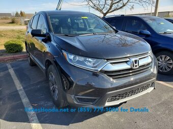 2018_Honda_CR-V_LX AWD_ Richmond KY