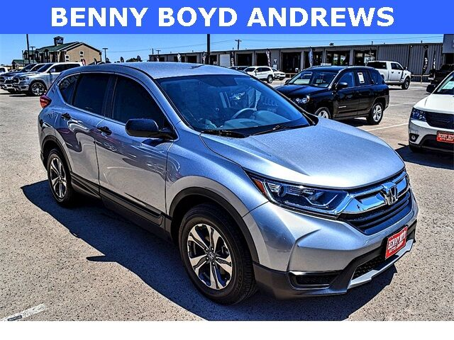 2018 Honda CR-V LX Andrews TX