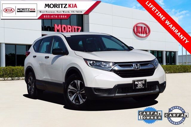 2018 Honda CR-V LX Fort Worth TX