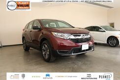 2018 Honda CR-V LX Golden CO